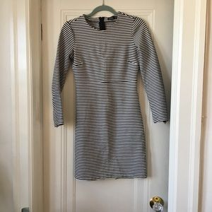 Kate Spade Saturday | long sleeve striped dress